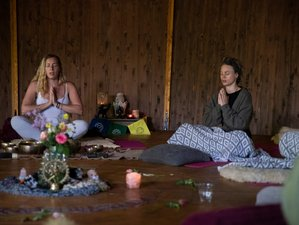2 Day Retreat of Inside-out with Nidra, Sound Healing, Art and Yoga Retreat in North Holland