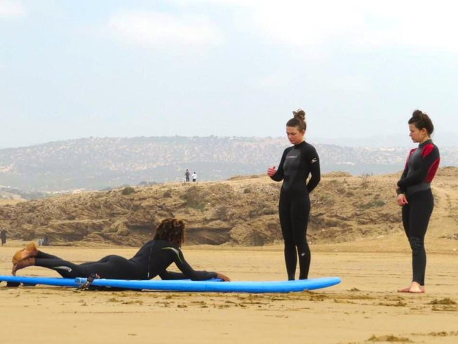 8 Days Taghazout Yoga and Surf Holiday Morocco