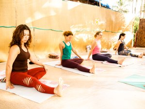 8 Days Breath Out Yoga Retreat in Spain