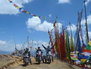 12 Day Royal Bhutan Guided Motorbike Tour
