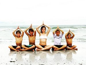 4 Day Budget Family Adventure & Yoga Retreat in Key West