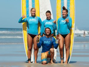 8 Tage Surf und Yoga Urlaubspaket für Alleinreisende in Costa Rica