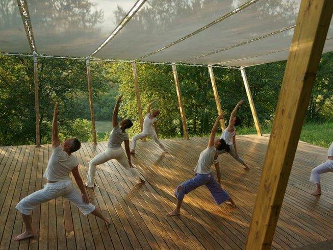 8-Daagse Meditatie en Yoga Retraite in Andalusië, Spanje