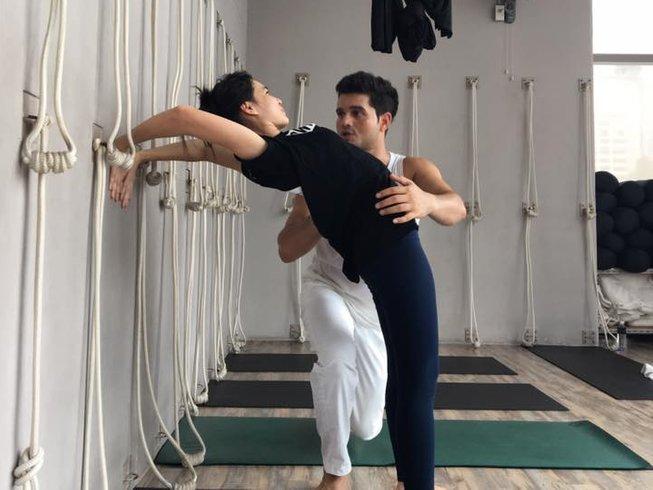 39 Days 200 Hour Hatha Yoga Teacher Training In Bangkok Thailand Bookyogaretreats Com