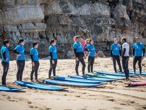 8 Days Surf Camp in Sagres