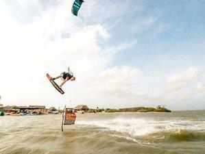 10 Days Kitesurfing Camp in Kalpitiya, Sri Lanka