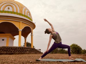 14 Days Women Retreat with Yoga, Breath, Meditation and Sound in Goa, India