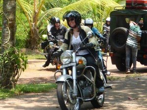 7 Day Amazing Guided Motorcycle Tour in Kerala and Tamil Nadu