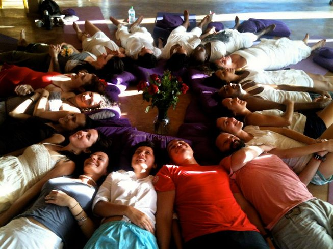 17 Days Silent Meditation Retreat in Mexico