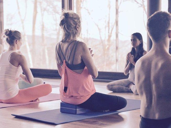 3 Tage Detox, Meditation und Yoga Urlaub in Massachusetts, USA