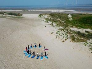 3-Daags Bourgondisch Yoga Weekend met Kookworkshop in Rockanje