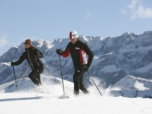 8 Days Ski and Yoga Retreat in Italy