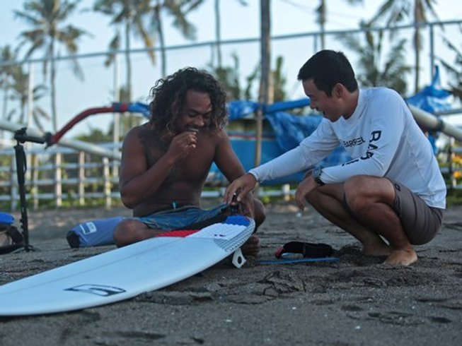 8 Days Surf Camp in Bali