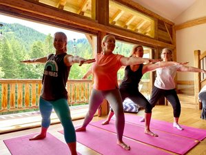 4 Day Revive in the Mountains Yoga and Meditation Retreat in La Côte-d'Arbroz