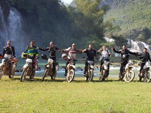 6 Days Incredible North Vietnam Motorbike Tour to Ha Giang