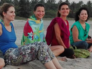14 Days Women's Meditation and Yoga Retreat in Goa, India