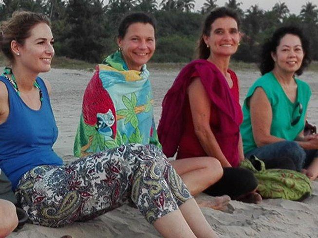 14 Days Women's Meditation and Yoga Retreat in Goa, India