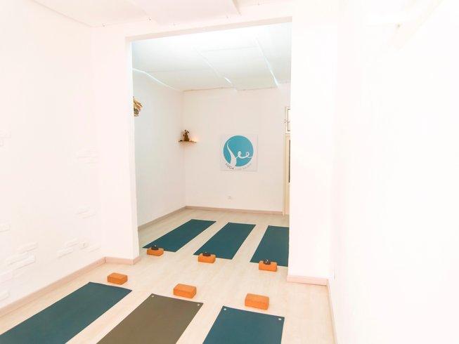 8 jours en stage de yoga et de surf à Gran Canaria, Espagne