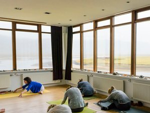 7 Days Summer Solstice Yoga Retreat in Reykjavík, Iceland