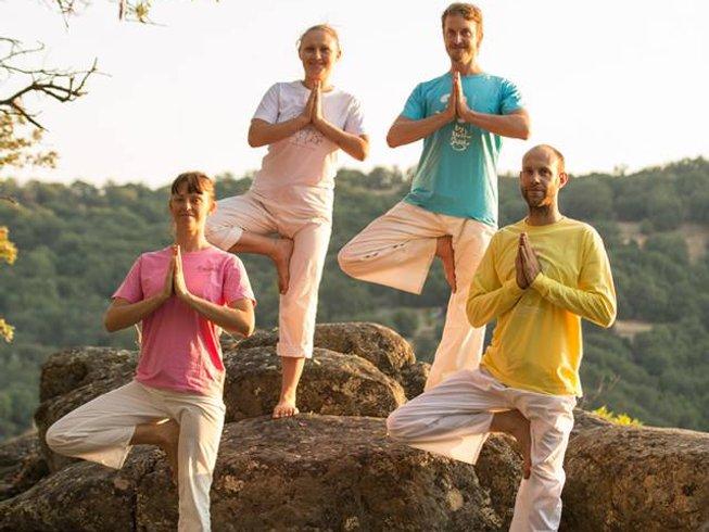 3 jours en stage de yoga pour débutants en Californie, États-Unis