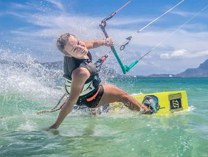 9 Day Beginner's Kitesurf Camp in Le Morne