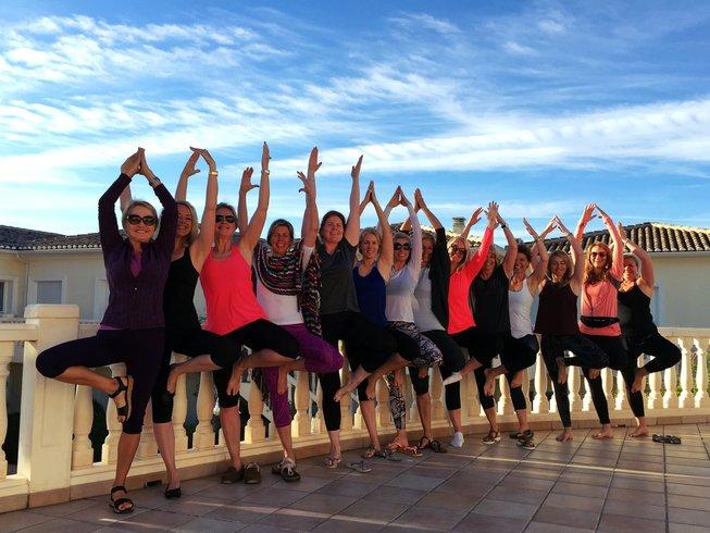 7 Days Luxury Detox and Wellness Yoga Retreat in Spain