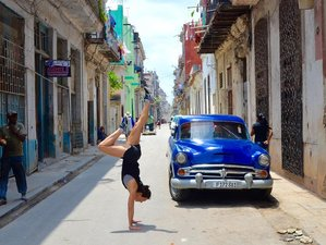 7 Days Culture Yoga Retreat in Havana, Cuba