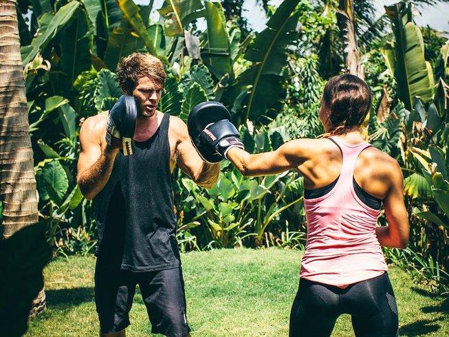 7 Tage Gesund und Fitness Yoga Urlaub in Gianyar, Bali