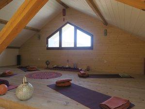 8 jours en retraite privée de yoga holistique et vibrations sacrées à Vassieux-en-Vercors, Drôme