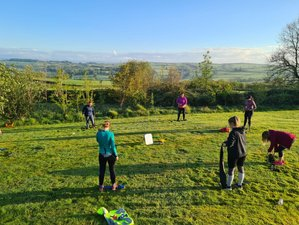 4 Day Time to Thrive: Freedom Yoga and Pilates Wellbeing Retreat in Carmarthenshire, Wales