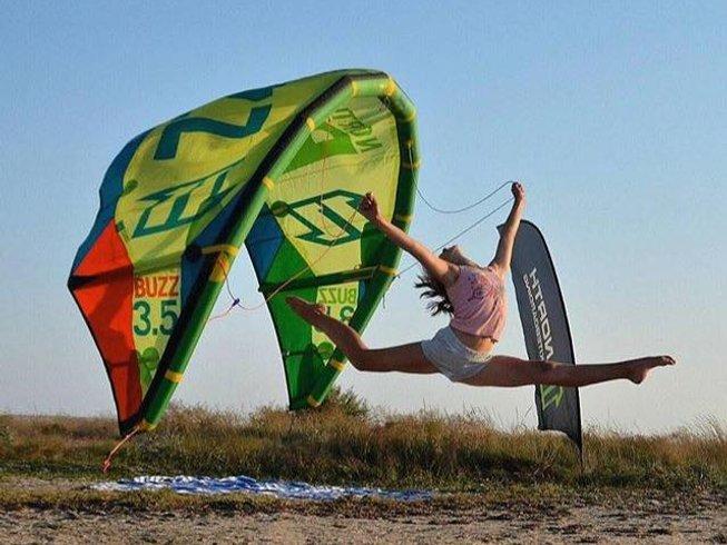 7 Days Ultimate Kitesurfing Surf Camp Mexico