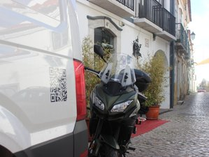 2 Day Wine Tasting and Costa Alentejana Self-Guided Motorcycle Tour