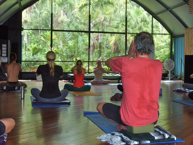 7 Tage Urlaub Meditation und Yoga Retreat Hawaii, USA