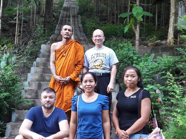 7 Days Weight Loss Detox, Meditation, Yoga, and Muay Thai Camp in Phetchabun, Thailand
