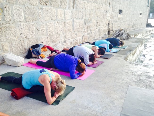 8 jours en stage de yoga detox et méditation à Korcula, Croatie