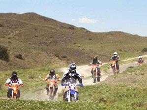 9 Days Khorgo Volcano & White Lake Motorcycle Tour in Mongolia