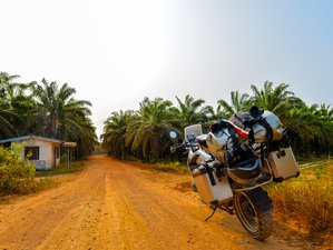 "7 Days ""West Coast"" Self-Guided Motorcycle Tour Malaysia"