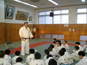 3 Weeks Judo Summer Camp in Japan
