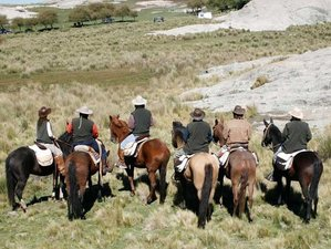 8 Days Exploring and Trail Riding Holiday in Córdoba, Argentina