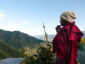 7 Days Serene Meditation and Yoga Retreat Bhutan