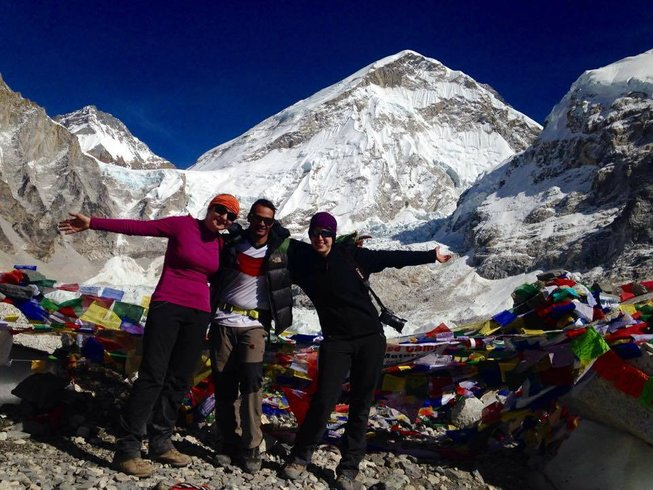 15 Days Everest Base Camp Trekking and Yoga Retreat in Nepal