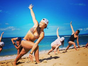 7 Days Fitness Adventure and Yoga Retreat in Bali