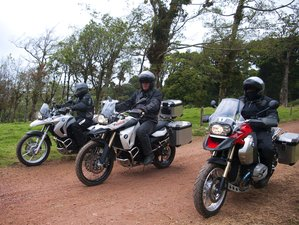 6 Day Easy Rider Self-Guided Motorcycle Tour in Costa Rica