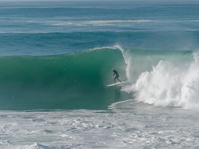 8 Days Imposing Surf Camp in Ericeira, Portugal