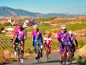 4 Days Self Guided Cycling Tour in Spain
