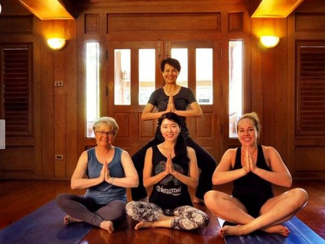 4 Days Relaxing Detox and Yoga Retreat in Chiang Mai, Thailand