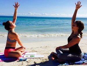 8 días de retiro de yoga de bajo presupuesto en Estados Unidos
