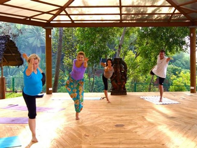 29 Days Ayurveda Panchakarma Retreat in India
