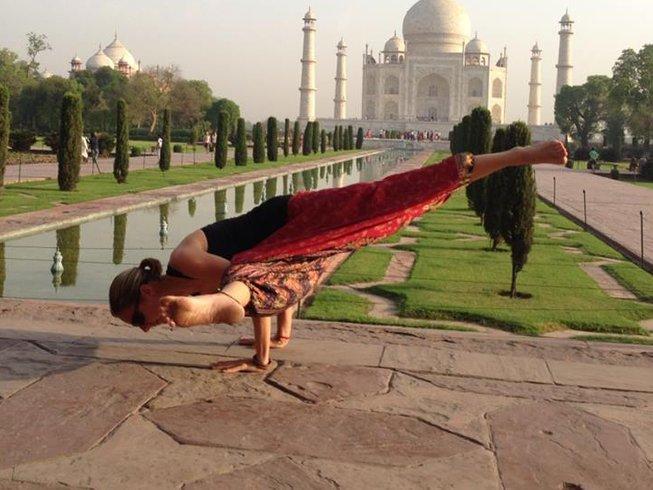 8 Tage Pilgerreise Yoga Urlaub in Rishikesh, Indien