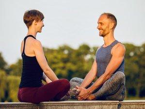 4 Tage Anusara® Yoga und Meditation Retreat im modernen Kloster nahe der Ostsee